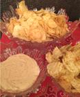 chips och dippa